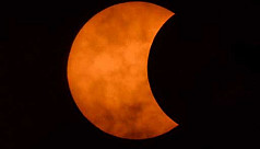 Met Office: Partial solar eclipse to be visible from Dhaka's sky at 11:23am