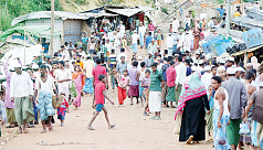 EU commits Tk304cr for Rohingyas, host communities