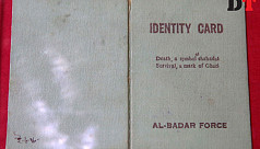 In pictures: Identity cards of Bengali-speaking collaborators
