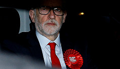 UK Labour Leader Corbyn announces he will step down