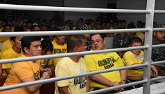Philippine massacre masterminds jailed...