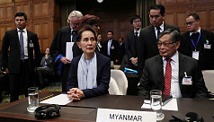 Suu Kyi's denials fool no one