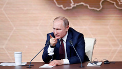 Putin says impeachment case against...