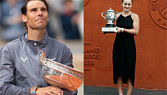 Barty and Nadal claim season-ending...