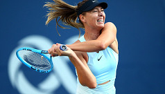 Sharapova still has fire and motivation...