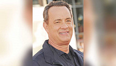 Tom Hanks honored with lifetime award at Golden Globes