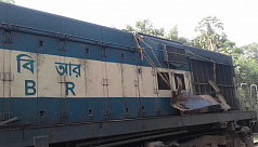 Two killed in Kushtia train accident