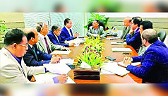 UGC chairman, APUB leaders hold meeting...
