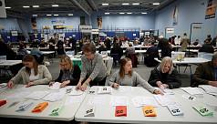 Live: Exit poll predicts Tory landslide majority in UK election