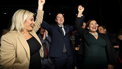 UK vote gives Irish nationalists hope for historic gains
