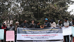 Bangladeshi forum rallies in protest of Indian NRC-CAA