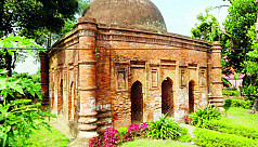 Goaldi  Mosque in Sonargaon