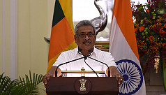 Sri Lanka president acknowledges thousands...