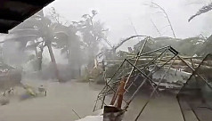 Death toll in Philippine typhoon rises...