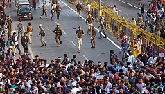 Protests flare as India's parliament...