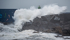 Death toll in Europe from storm rises...