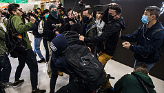 Hong Kong police arrest 15 in fresh protests