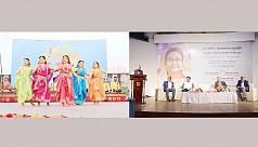 Shilpakala Academy celebrates Victory...