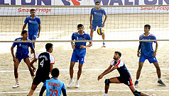 PDB, Army, Air Force win in Victory Day Volleyball