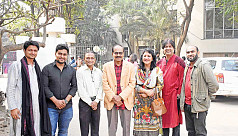 Shilpakala Academy sends three cultural...