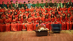 600 singers to perform in Shilpakala...