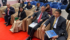 Diplomats join Awami League national...