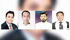 Dhaka city polls: Six aspirants seek...