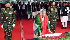 PM pays tribute to Bangabandhu on Victory Day