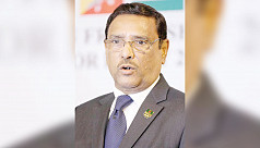 Obaidul Quader: Awami League to announce...