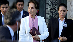 Rohingya: Dhaka wants Suu Kyi to join talks in Beijing