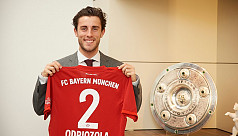 Odriozola joins Bayern on loan from...