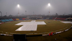 Washout saves Bangladesh from possible whitewash