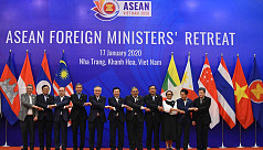 Asean ministers vow to cooperate on Rohingya issue