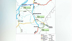 RHD to sign deal with Indian company to upgrade Ashuganj- Akhaura port link road