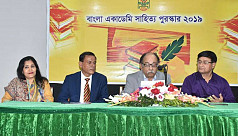 10 win Bangla Academy Sahitya...