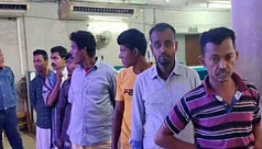 7 youths return after serving jail term in India
