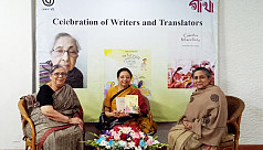 Books featuring women's writing launched