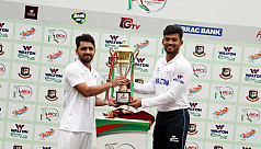 Pakistan Test in mind as BCL begins...