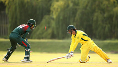 Junior Tigers tie with Australia