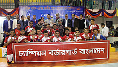 BGB clinch 28th handball title