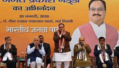 BJP picks new president as challenges...