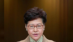 Hong Kong leader says financial hub's...