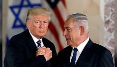 Trump to meet with Netanyahu and Gantz as he readies Mideast peace plan
