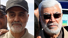 US says it kills top Iranian commander, Iraqi militia commander in air strike