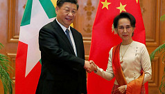 China signs billion-dollar deals with Myanmar despite Rohingya genocide accusations