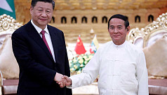 Belt and Road Initiative: China's Xi vows new era of Myanmar ties after red carpet welcome