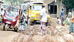 Poor condition of roads preventing tourists...