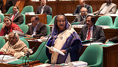 PM: Climate change to displace 40 million people in Bangladesh