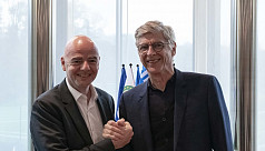 Wenger launches Fifa talent development programme