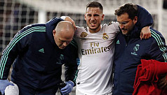Hazard to miss Spanish Super Cup with...